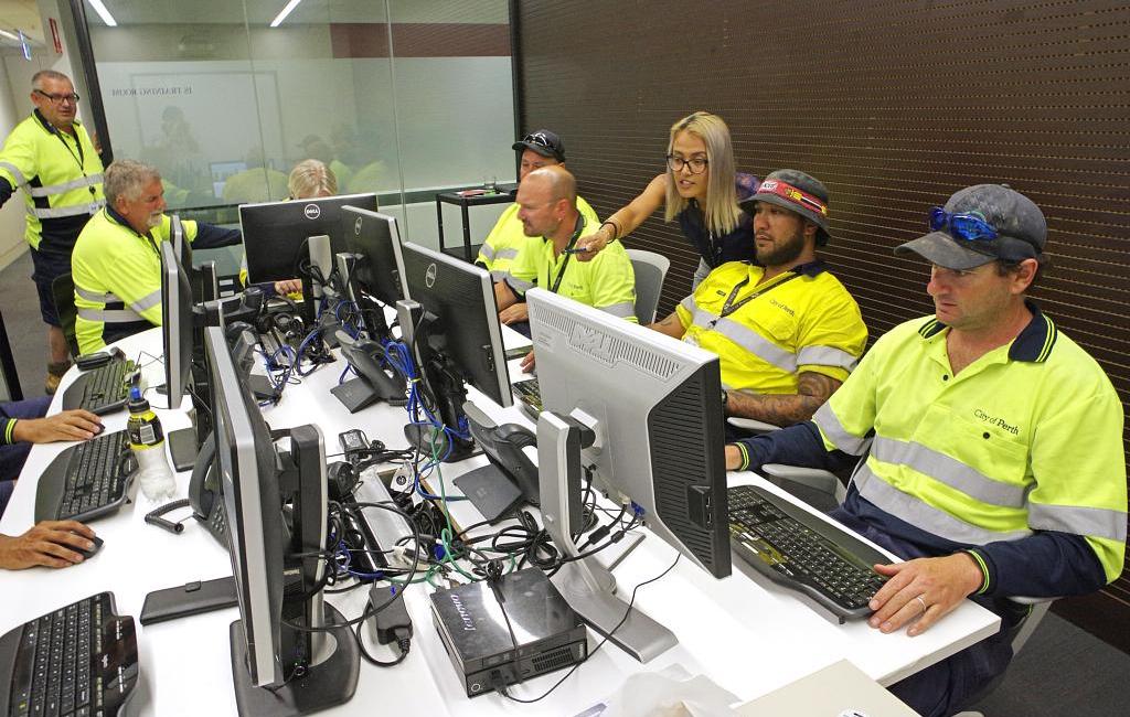 Perth City Council Kicks a Learning Goal